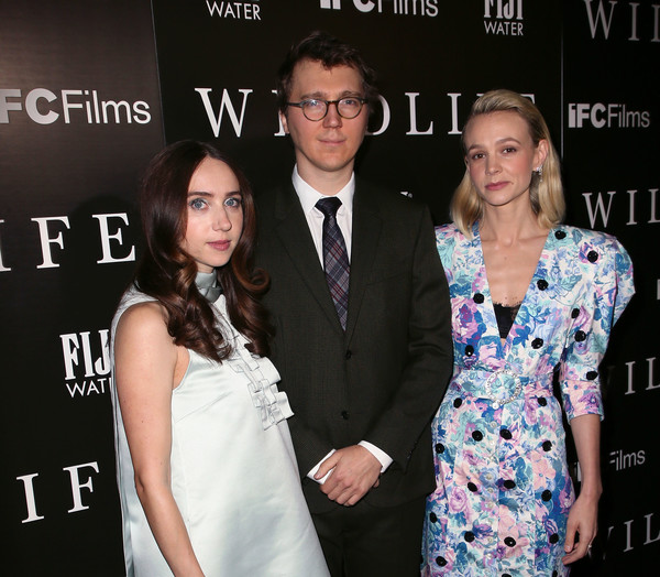 Los Angeles Premiere For IFC Films' 'Wildlife' - Arrivals