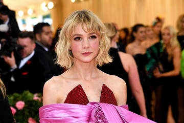 Carey Mulligan The 2019 Met Gala Celebrating Camp: Notes On Fashion - Arrivals