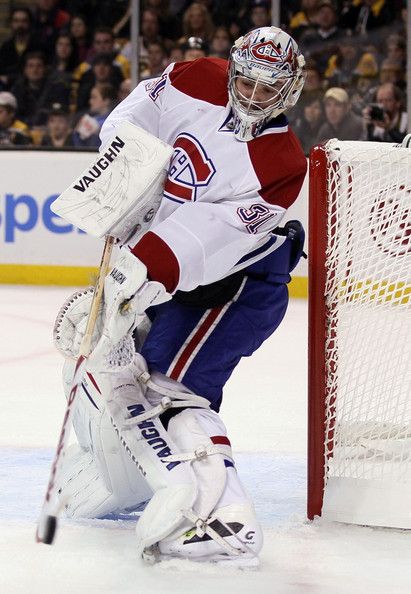 Montreal Canadiens v Boston Bruins - Game Two