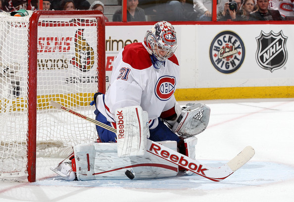 Carey Price - Montreal Canadiens v Ottawa Senators