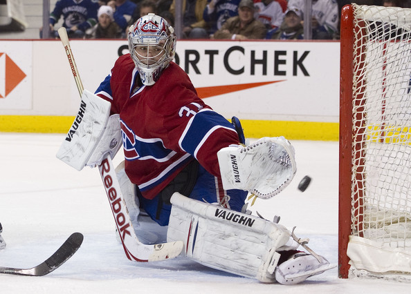 Carey Price - Montreal Canadiens v Vancouver Canucks