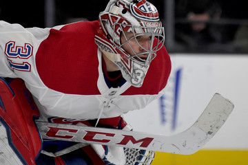 Carey Price Montreal Canadiens v Vegas Golden Knights