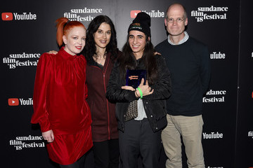 Carey Williams Chris Ware 2018 Sundance Film Festival -  Shorts Program Awards and Party Presented by YouTube