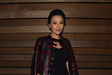 Carina Lau Michael Kors and iTunes After Party at the Mark Hotel