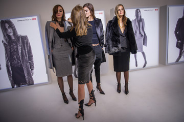 Carine Roitfeld Carine Roitfeld Collection for Uniqlo : Presentation - Paris Fashion Week Womenswear Spring/Summer 2016