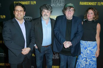 Carl Deal Premiere Of Briarcliff Entertainment's 'Fahrenheit 11/9' - Red Carpet