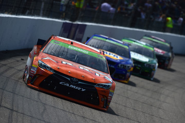 Carl Edwards Toyota Owners 400