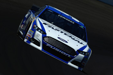 Carl Edwards Indianapolis Motor Speedway: Day 2