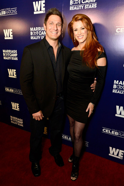 WE tv's Joint Premiere Party For Marriage Boot Camp Reality Stars And David Tutera's CELEBrations