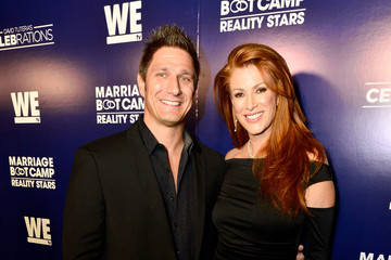 Carl Ferro WE tv's Joint Premiere Party For Marriage Boot Camp Reality Stars And David Tutera's CELEBrations