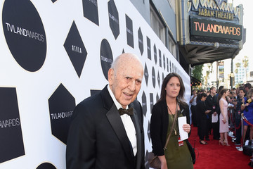 Carl Reiner 2015 TV Land Awards - Red Carpet