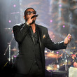 """Carl Thomas Pre-GRAMMY Gala and GRAMMY Salute to Industry Icons Honoring Sean """"Diddy"""" Combs - Inside"""