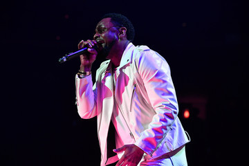 Carl Thomas Puff Daddy and Bad Boy Family Reunion Tour at Verizon Center in Washington DC