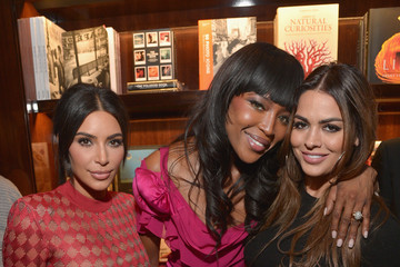 Carla DiBello Naomi Campbell and Benedikt Taschen Celebrate The Los Angeles Launch of 'Naomi' at Taschen Beverly Hills