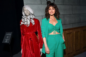 Carla Gugino Netflix FYSEE Event For 'Haunting Of Hill House'