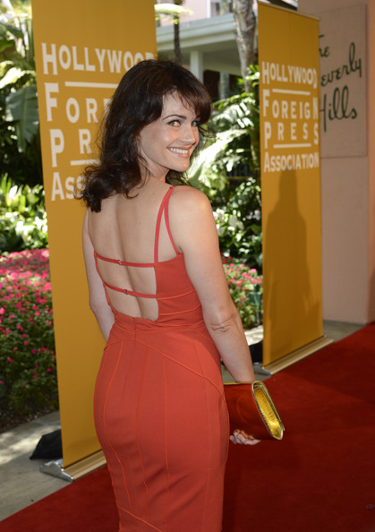 Hollywood Foreign Press Association's 2012 Installation Luncheon - Red Carpet