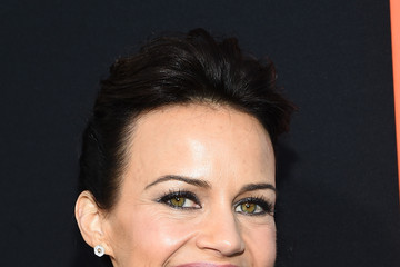 Carla Gugino Premiere of Fox Searchlight Pictures' 'Me And Earl And The Dying Girl' - Red Carpet