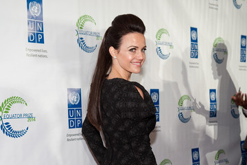 Carla Gugino The United Nations Equator Prize Gala