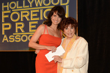 Carla Guigino Hollywood Foreign Press Association's 2012 Installation Luncheon - Presentation Of Grants