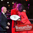 Carla Hall Woman's Day Celebrates 15th Annual Red Dress Awards - Inside