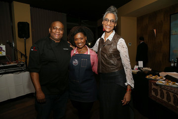 Carla Hall Food Network & Cooking Channel New York City Wine & Food Festival Presented by Coca-Cola
