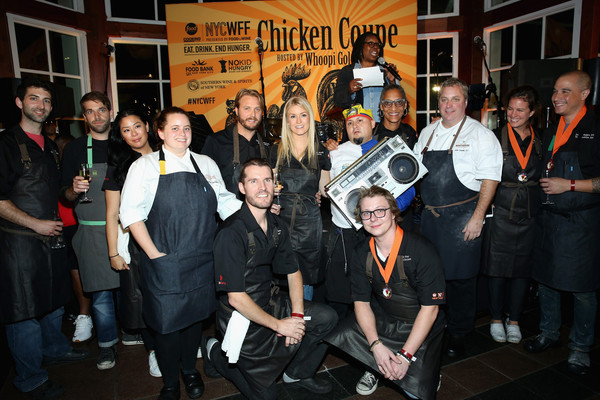 Chicken Coupe Hosted by Whoopi Goldberg
