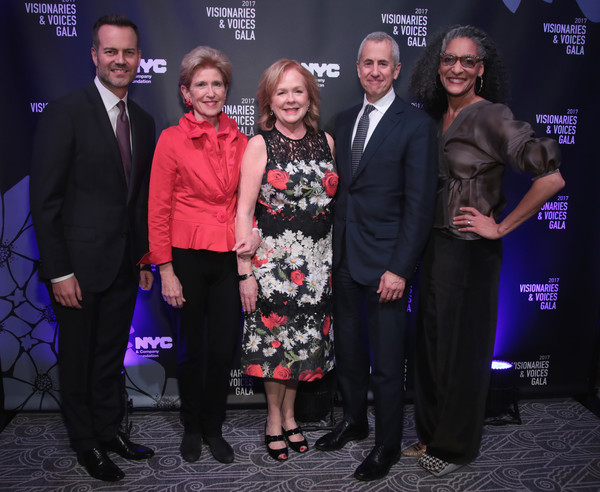 NYC & Company Foundation Visionaries & Voices Gala 2017
