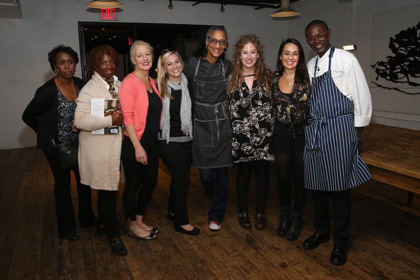 A Dinner with Pierre Thiam and Carla Hall