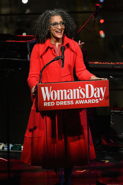 Woman's Day Celebrates 15th Annual Red Dress Awards - Inside