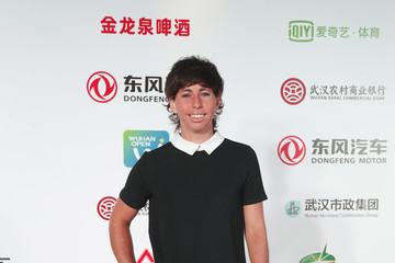 Carla Suarez Navarro 2017 Wuhan Open - Players Party & Preview