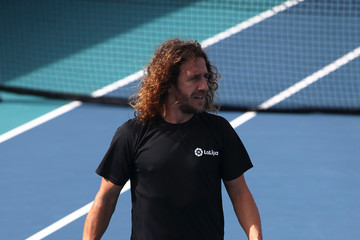 Carles Puyol Miami Open 2019 - Day 3