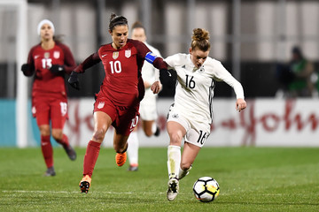 Carli Lloyd 2018 SheBelieves Cup - United States v Germany