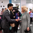 Carlos Acosta The Duchess Of Cornwall Carries Out Engagements In The West Midlands