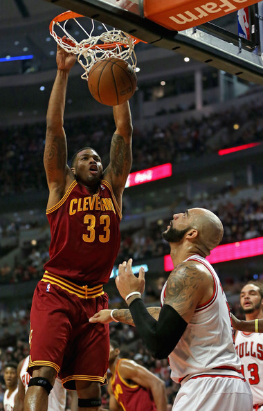 Carlos Boozer Pictures - Cleveland Cavaliers v Chicago ...