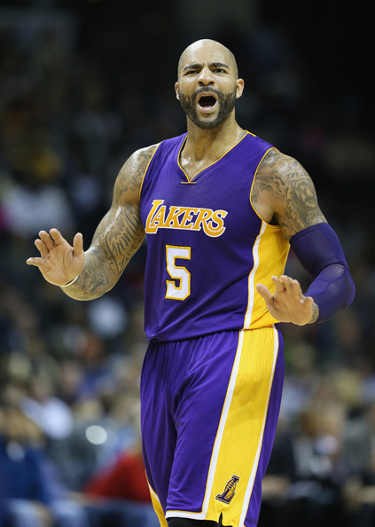 Carlos Boozer Carlos Boozer #5 of the Los Angeles Lakes ...