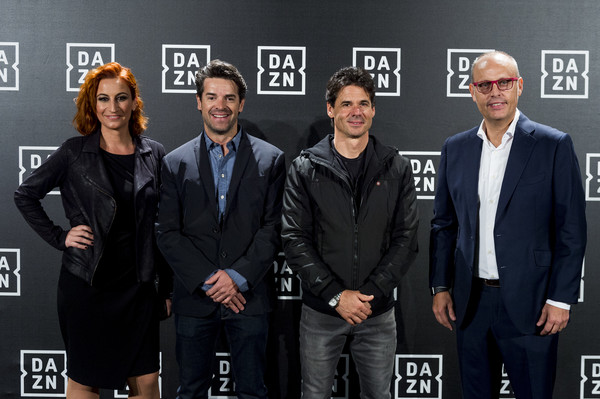 Red Carpet - DAZN Spain Launching Party