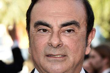 Carlos Ghosn 'The Last Face' - Red Carpet Arrivals - The 69th Annual Cannes Film Festival
