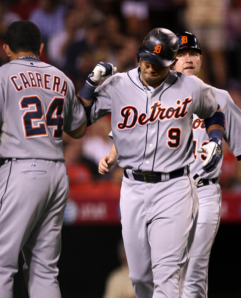 Detroit Tigers v Los Angeles Angels of Anaheim []