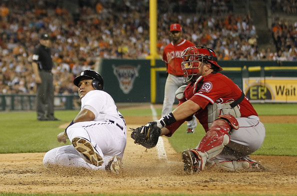 Los Angeles Angels of Anaheim v Detroit Tigers []