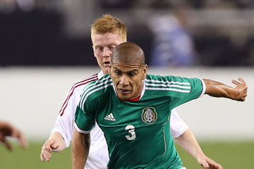 Carlos Salcido 2014 World Cup - Mexico