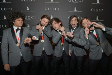 Carlos Sardi Gucci Timepieces & Jewelry Honors Best New Artists Nominees And Person Of The Year At The VXIII Annual Latin GRAMMY Awards