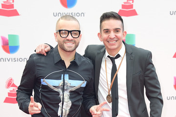 Carlos The 18th Annual Latin Grammy Awards - Arrivals