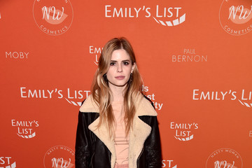 Carlson Young EMILY's List Pre-Oscars Brunch And Panel