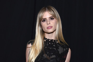 Carlson Young Vivienne Tam - Backstage - September 2016 - New York Fashion Week: The Shows