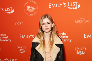 Carlson Young EMILY's List's 'Resist, Run, Win' Pre-Oscars Brunch