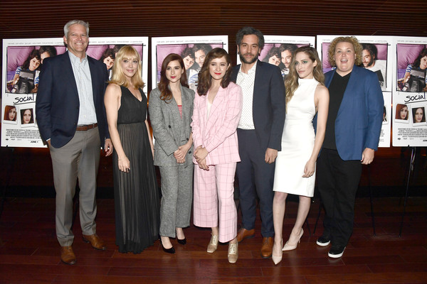 Premiere Of Paramount Pictures And Vertical Entertainment's 'Social Animals' - Arrivals