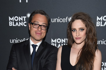 Carly Chaikin Montblanc & UNICEF Gala Dinner