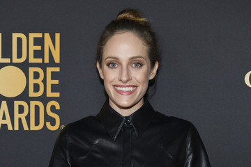 Carly Chaikin HFPA And THR Golden Globe Ambassador Party - Press Conference And Arrivals