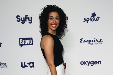 Carly Ciarrocchi NBCUniversal Cable Entertainment Upfronts