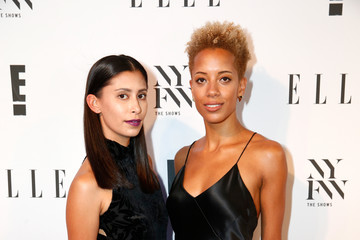 Carly Cushnie E! + ELLE + IMG Party to Celebrate the Opening of NYFW